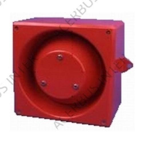 Y08D industriele sounder 24Vdc, 116dB, geen SW