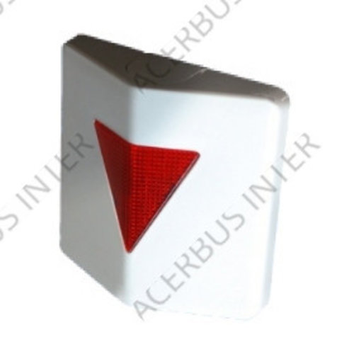IRK-2E Nevenindicator, universeel driehoeklens