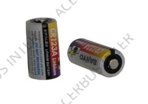 CR-123 Basis Lithium batterij voor SG serie
