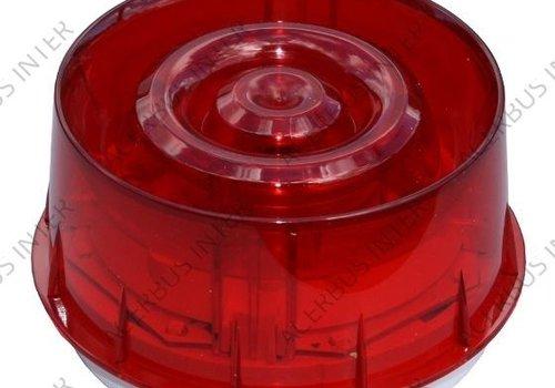 NFXI-WSF-RR Wand Sounder+Flits ROOD, rode lens