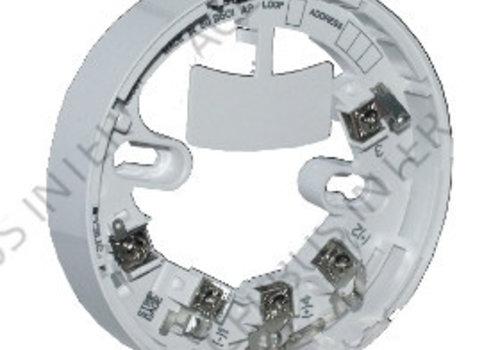 B501AP Standaard sokkel voor NFXI melder/sounder WIT
