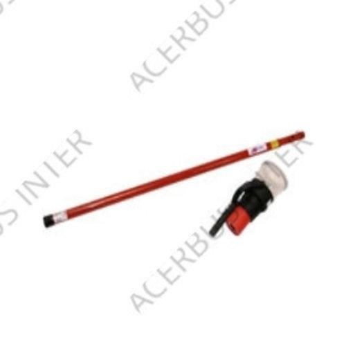 S808 Startset rookdetector Basis: dispenser en 2,5 mtr buis