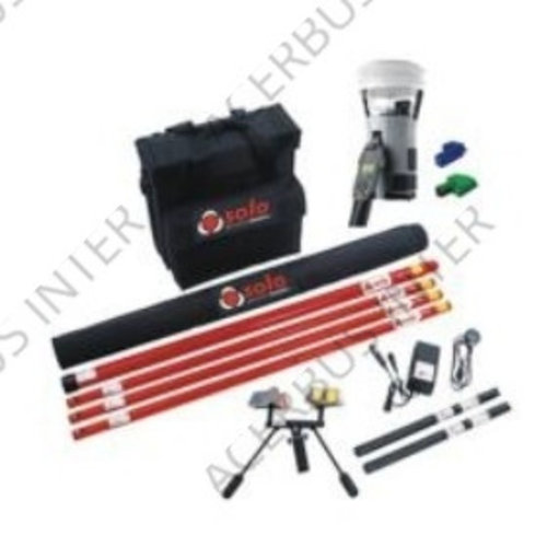 Testifire 9201 Rook/Therm./CO tester 7,89 meter