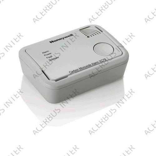 XC70 Koolmonoxidemelder met batterijvoeding: