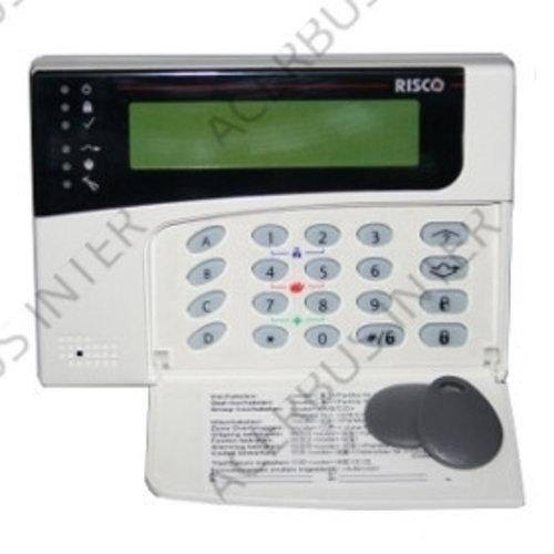 ProSYS LCD Proximity Keypad + 2 Proxtags