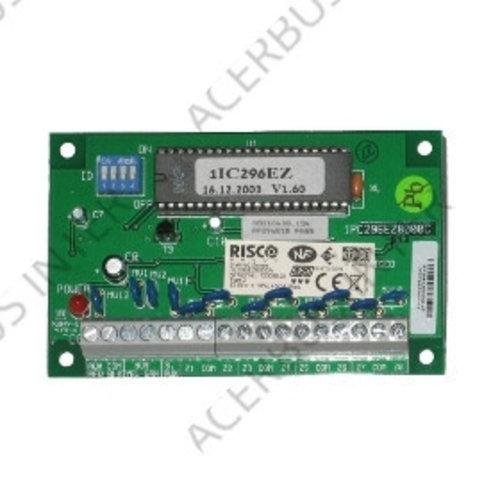 ProSYS  8-zone uitbreidingsmodule PCB