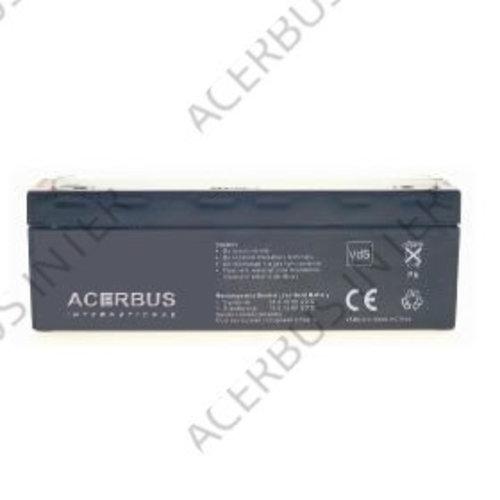 Accu 12V/2,1 Ah  (VDS)