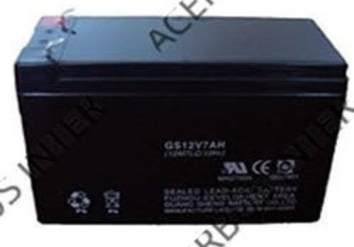 Accu 12V/18,0 Ah  (VDS G111065) 181x76x167mm