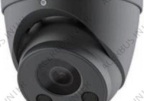 Ball camera IP, 4MP, True D/Nt, IR, WDR, 2,7-12 mm Grijs