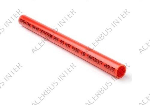 Buis voor ASD 25mm, lengte 3 meter rood (10-pak)