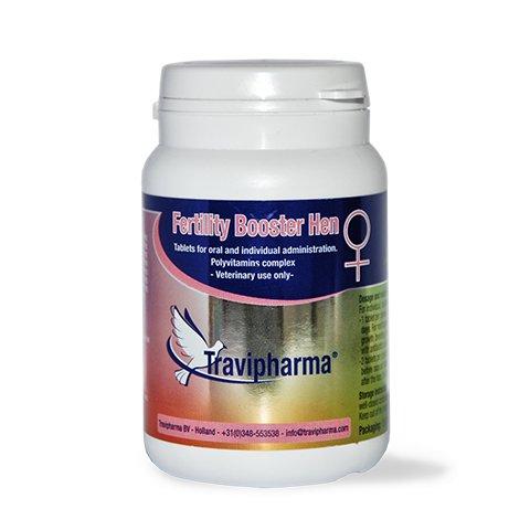 Travipharma Fertility Booster Hen - 100 tab