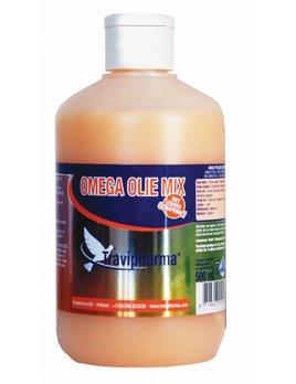 Travipharma Omega Olie mix - 500 ml
