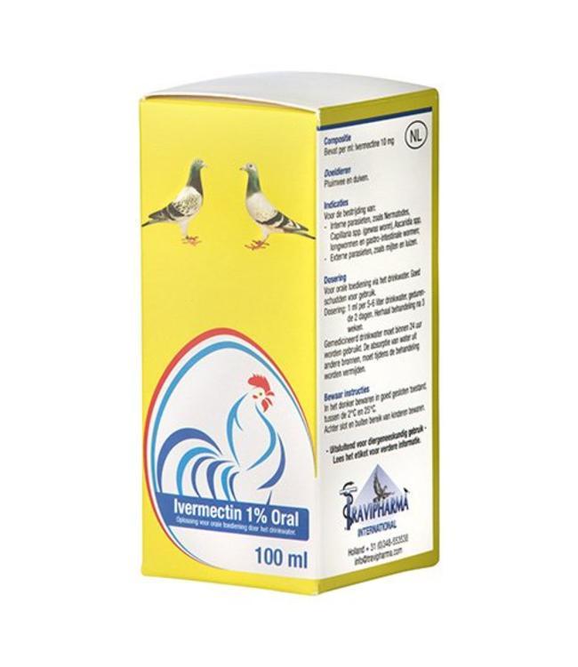 Travipharma Ivermectin 1% Oral - 100 ml