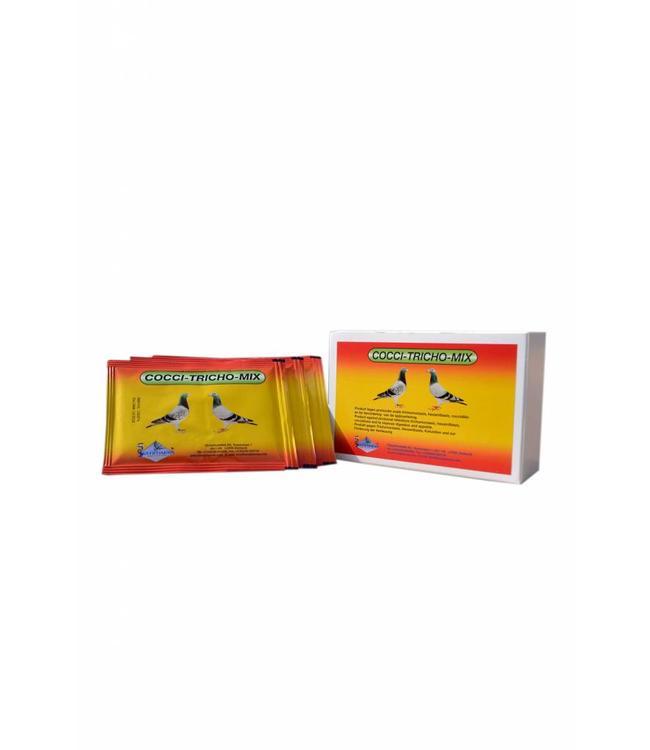 Travipharma Cocci-Tricho-mix (sachets) - 10 x 10 g
