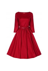 Lindy Bop Lindy Bop 'Holly' 1950's Inspired Red Dress