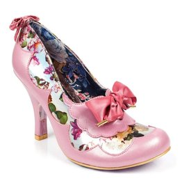 Irregular Choice Irregular Choice Meadow Mist pink