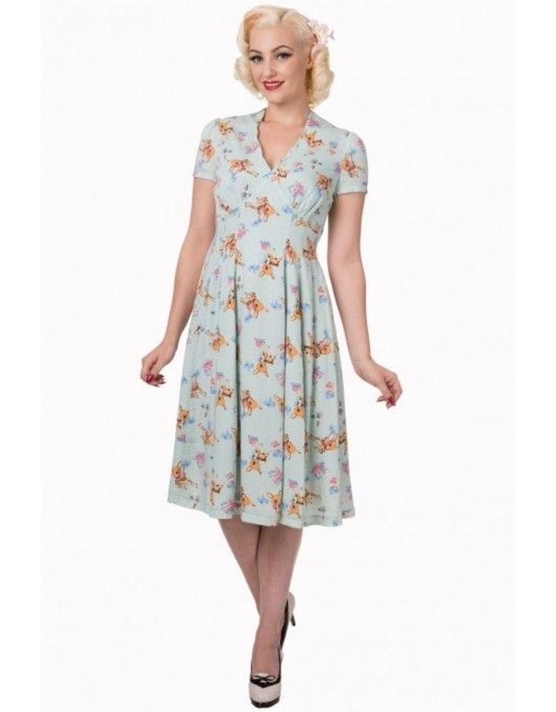 Banned Whimsical Dress short sleeves