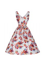 Lindy Bop Floral Josephine dress maat XXS