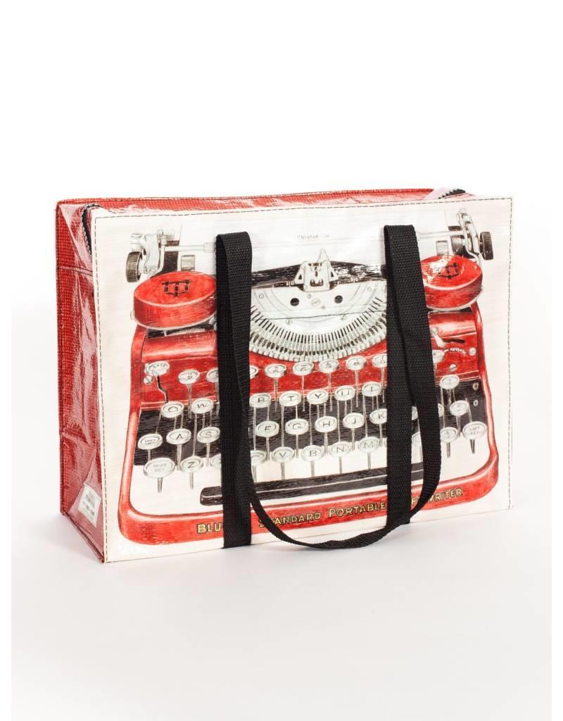 Blue Q Blue Q schoudertas typewriter
