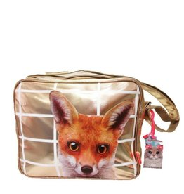 de Kunstboer Shoulder bag Fox