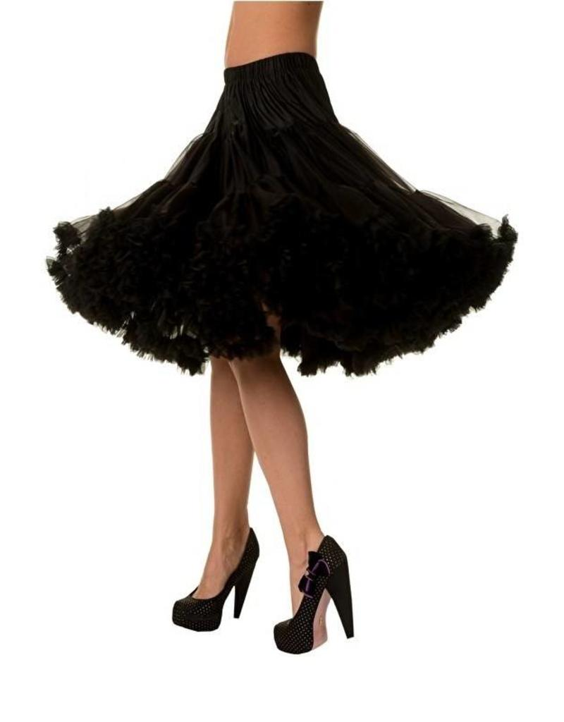 "Banned Banned Petticoat 27"" black"