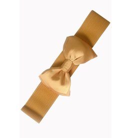 Banned Belt Bow goud