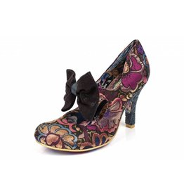 Irregular Choice Irregular Choice Windsor black gold