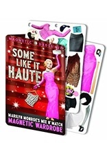 """some like it Haute"" Marilyn Monroe magnetic dress up"