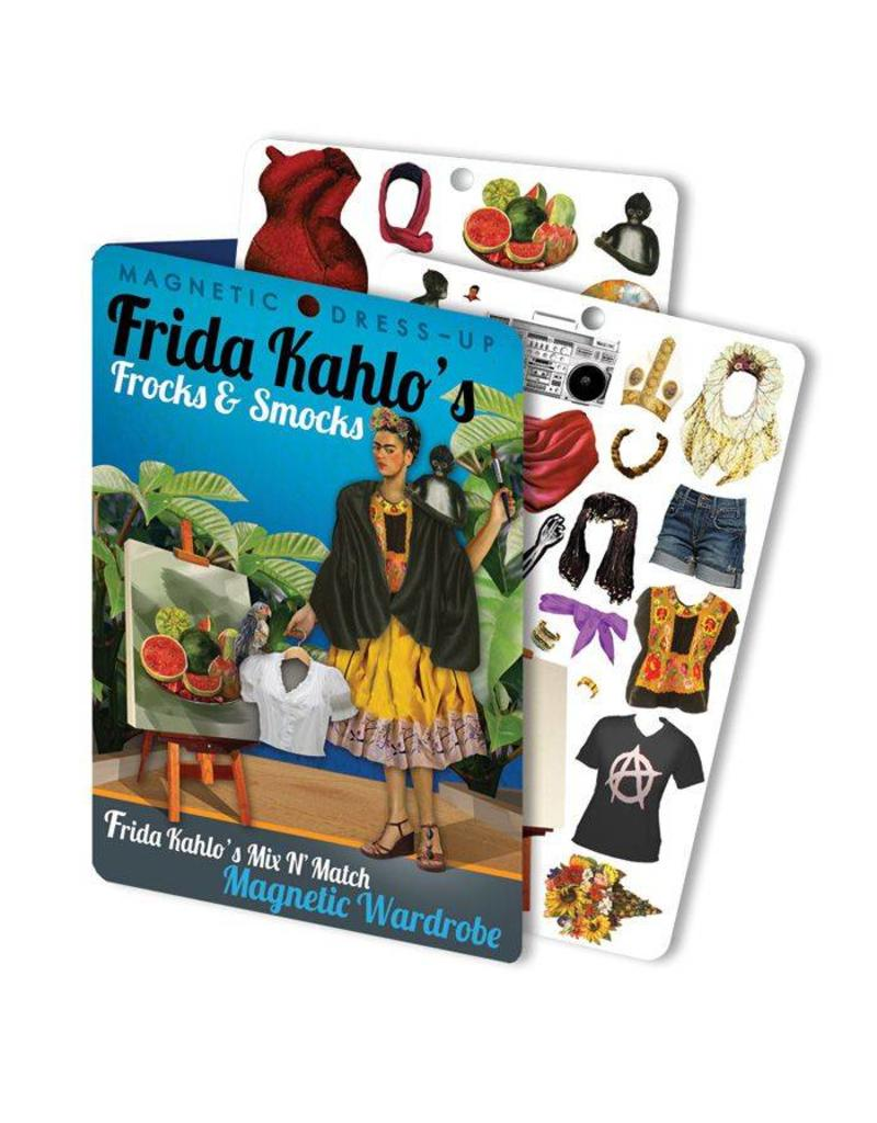 Lindy Bop Frida Kahlo magnetic dress up