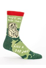 Blue Q Blue Q mens Dad joke socks