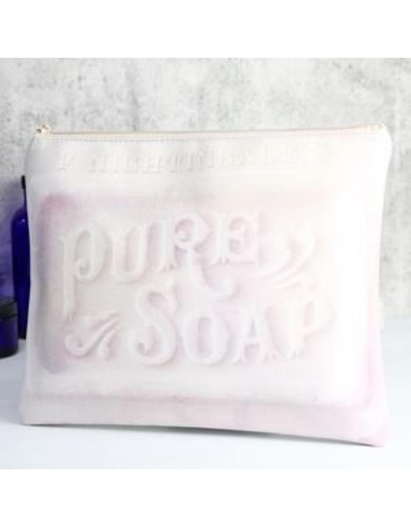 Disaster Apothecary soap wash bag