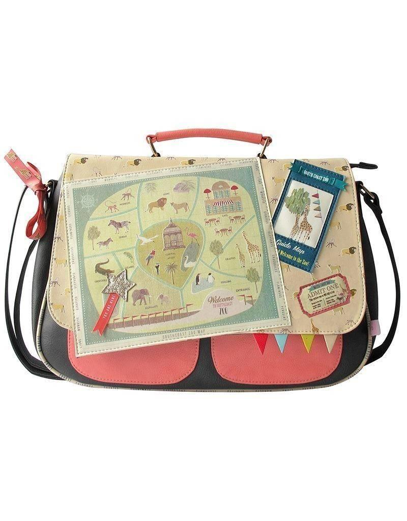 Disaster Memento Zoo satchel