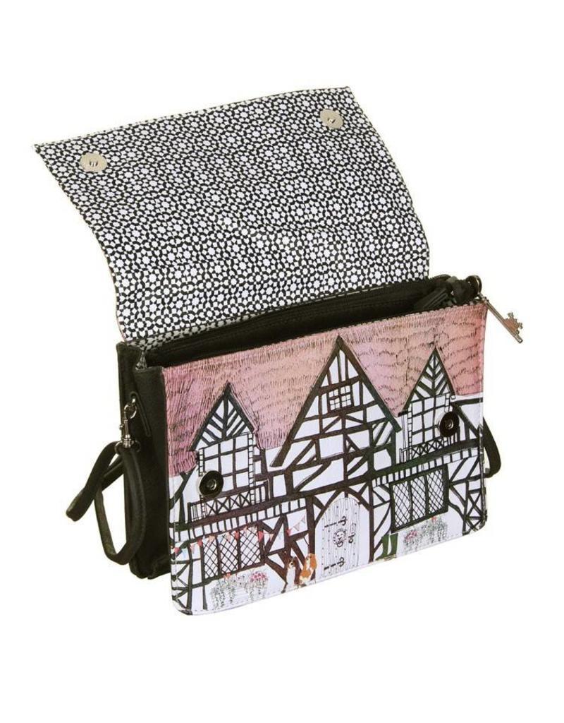 Disaster Home Tudors mini bag