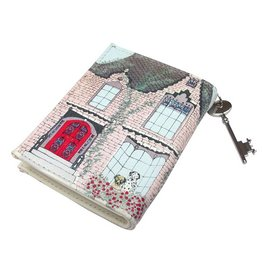Disaster home Dalmatian wallet