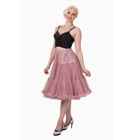 "Banned Banned Petticoat 27"" dusty pink"