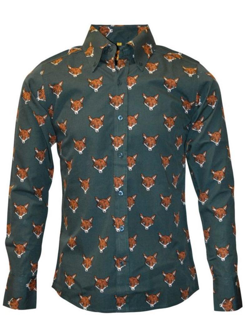 Run & Fly Fox shirt