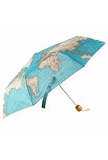 World Map Umbrella