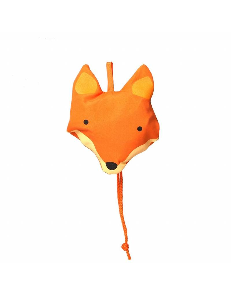 Fox foldable shoppingbag