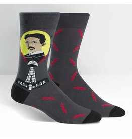Sock it to me Sock it to me - Tesla socks
