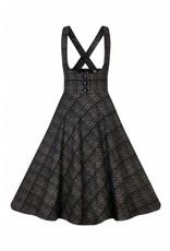 Collectif Natalia Check Skirt