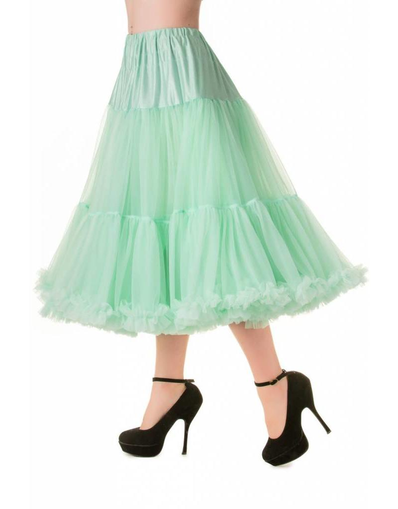 "Banned Banned Petticoat 27"" Mint"
