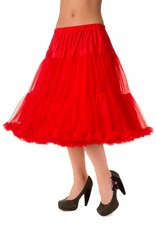"Banned Banned Petticoat 27"" Red"