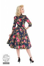 Hearts & Roses Autumn Afternoon Dress