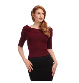 Collectif Bridgette Knitted Top