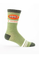 Blue Q Adult in training socks