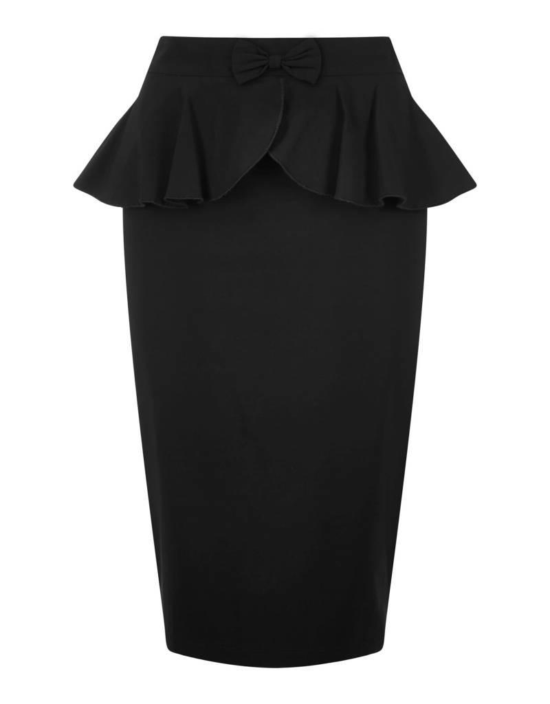 Collectif Peplum Skirt