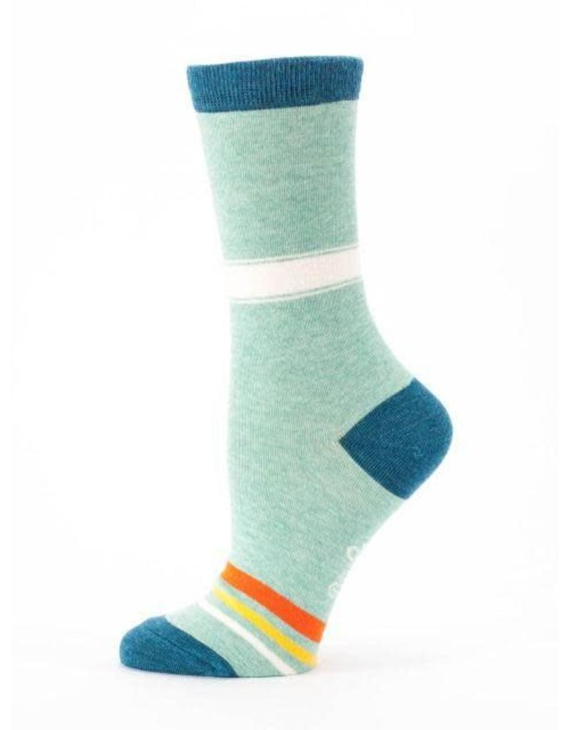 Blue Q Adult in training - womens socks