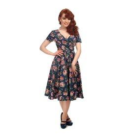 Collectif Maria Bloom Swing Dress