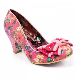 Irregular Choice Irregular Choice - Ban Joe pink floral