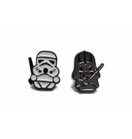Star Wars Dark Side earrings